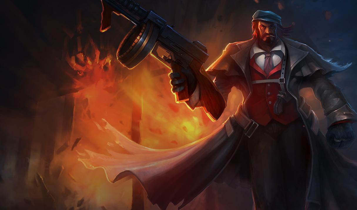 League of Legends Graves Free Skins – Ultimate Skins