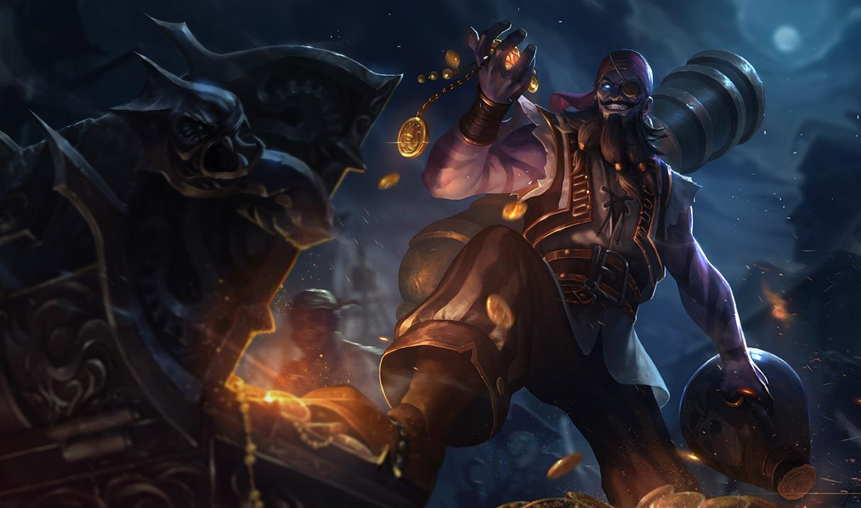 League Of Legends Ryze Free Skins Ultimate
