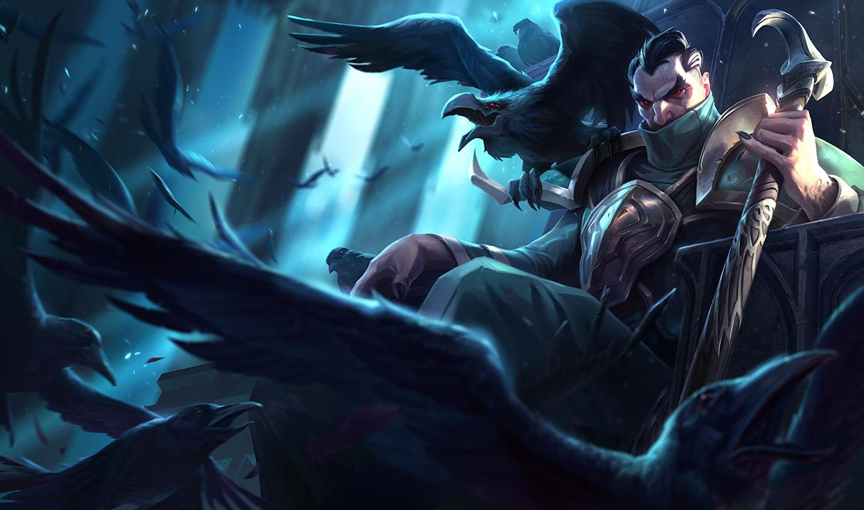 League of Legends Swain Free Skins – Ultimate Skins